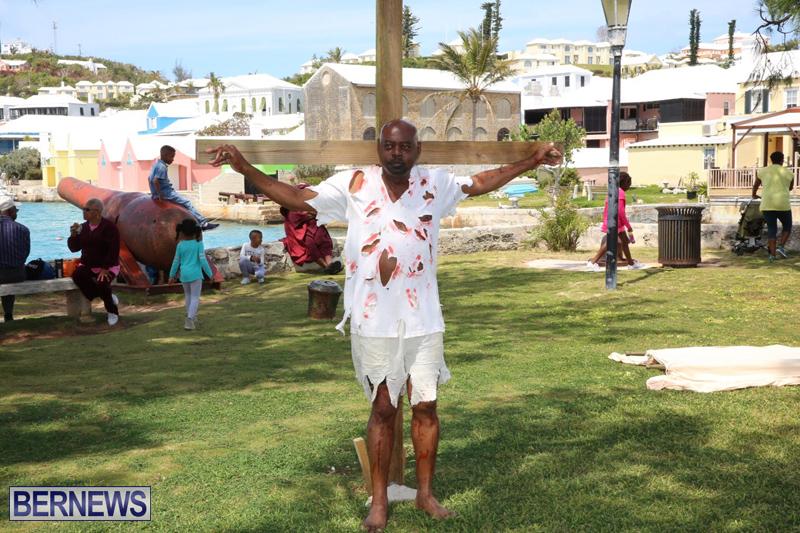 Walk-To-Calvary-Reenactment-Bermuda-April-14-2017-147