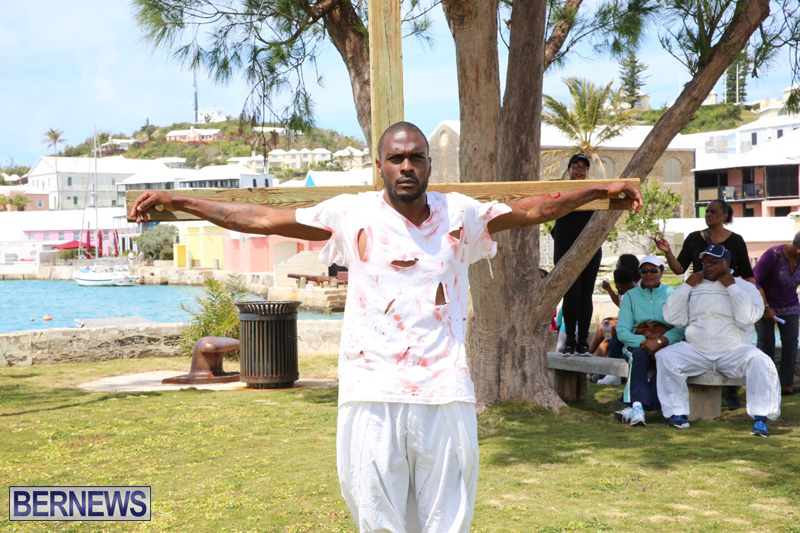 Walk-To-Calvary-Reenactment-Bermuda-April-14-2017-149