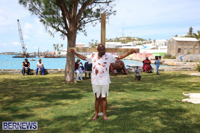 Walk-To-Calvary-Reenactment-Bermuda-April-14-2017-151