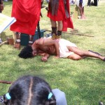 Walk To Calvary Reenactment Bermuda April 14 2017 (160)