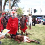 Walk To Calvary Reenactment Bermuda April 14 2017 (161)