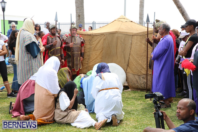 Walk-To-Calvary-Reenactment-Bermuda-April-14-2017-208