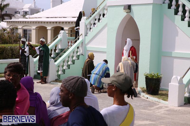 Walk-To-Calvary-Reenactment-Bermuda-April-14-2017-32
