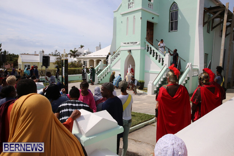 Walk-To-Calvary-Reenactment-Bermuda-April-14-2017-33
