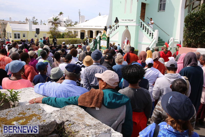 Walk-To-Calvary-Reenactment-Bermuda-April-14-2017-39