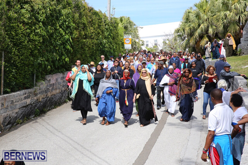 Walk-To-Calvary-Reenactment-Bermuda-April-14-2017-49