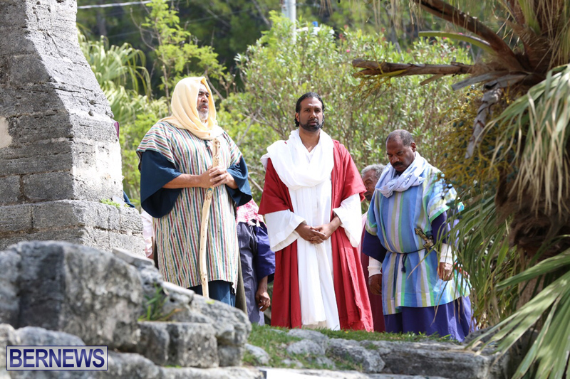 Walk-To-Calvary-Reenactment-Bermuda-April-14-2017-61