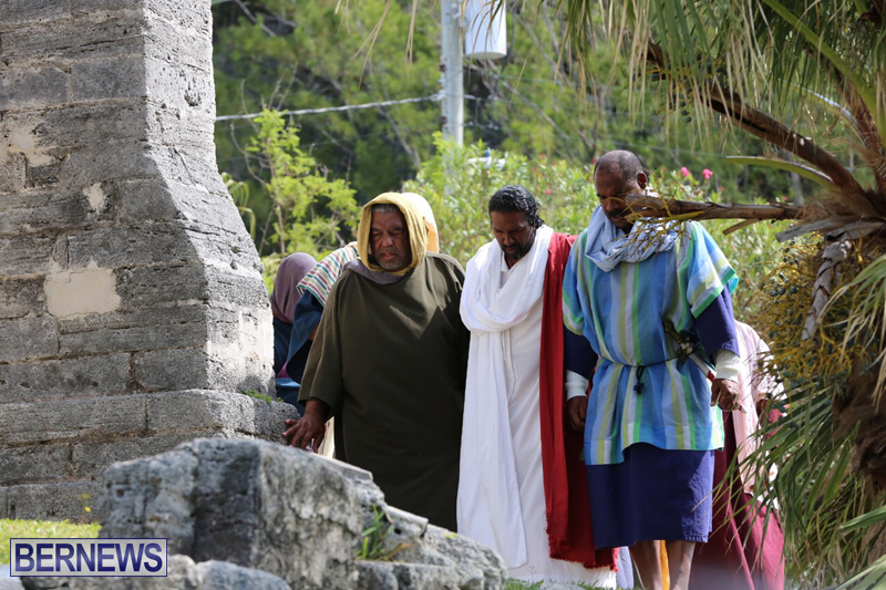 Walk-To-Calvary-Reenactment-Bermuda-April-14-2017-63