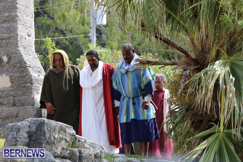 Walk-To-Calvary-Reenactment-Bermuda-April-14-2017-64