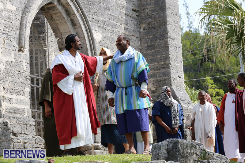 Walk-To-Calvary-Reenactment-Bermuda-April-14-2017-66