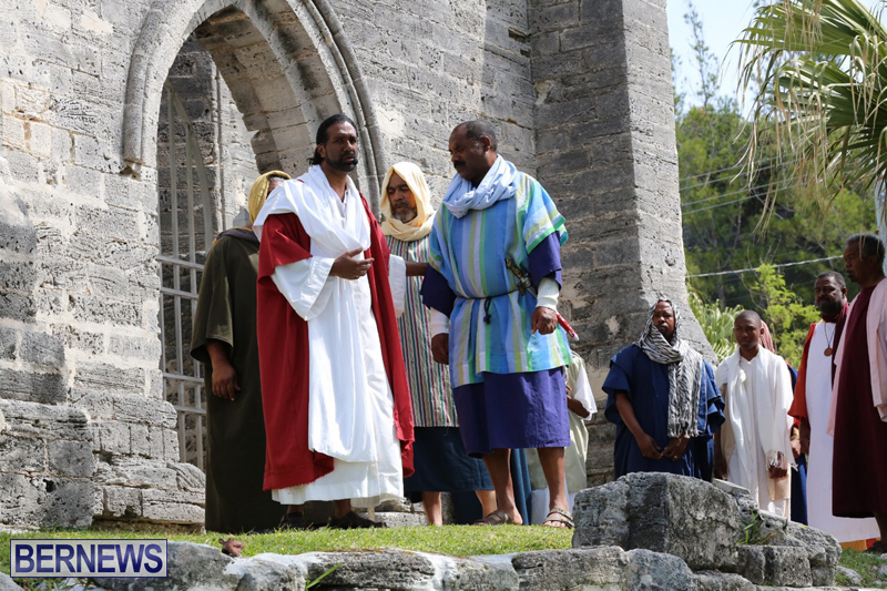 Walk-To-Calvary-Reenactment-Bermuda-April-14-2017-67