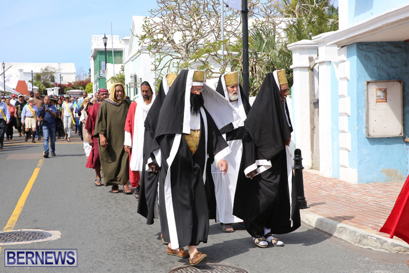 Walk-To-Calvary-Reenactment-Bermuda-April-14-2017-9