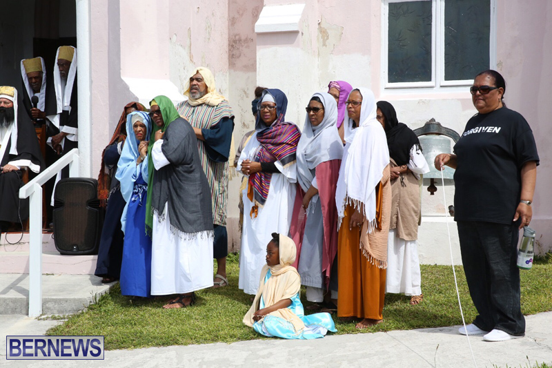 Walk-To-Calvary-Reenactment-Bermuda-April-14-2017-99
