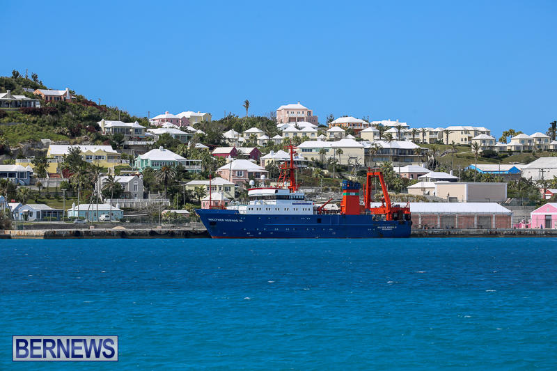 Walther Herwig III Bermuda, April 10 2017-1