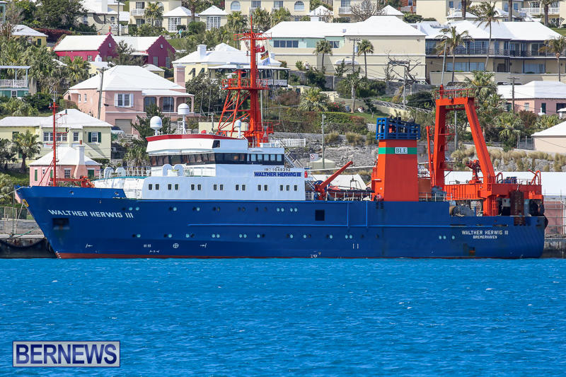 Walther Herwig III Bermuda, April 10 2017-4