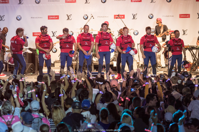2017 Americas Cup Bermuda Opening Ceremony May 27 (10)