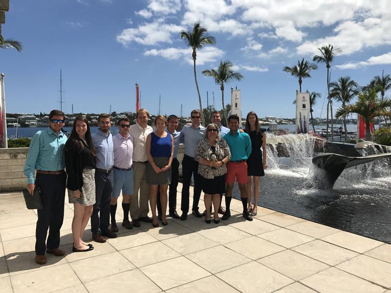 ABIR and Appalachian State Bermuda May 18 2017