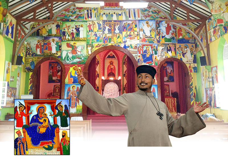 Ethiopian Orthodox Church Open For Art Walk Bernews