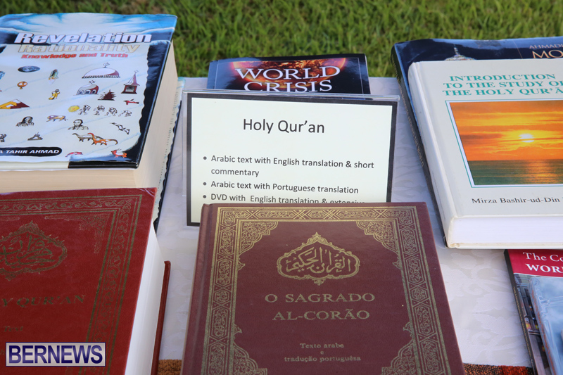 Ahmadiyya Muslim Open Air Exhibition Bermuda April 29 2017 (11)