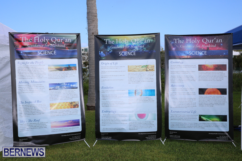 Ahmadiyya Muslim Open Air Exhibition Bermuda April 29 2017 (2)