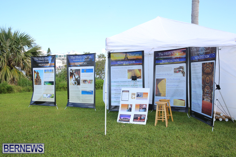 Ahmadiyya Muslim Open Air Exhibition Bermuda April 29 2017 (3)