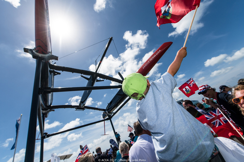 First defeat for U.S., but America's Cup holders still in control