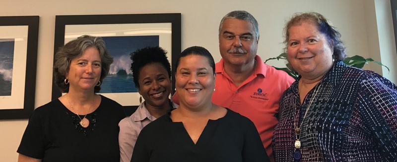 Bermuda Coaching Network Leadership Committee May 2017