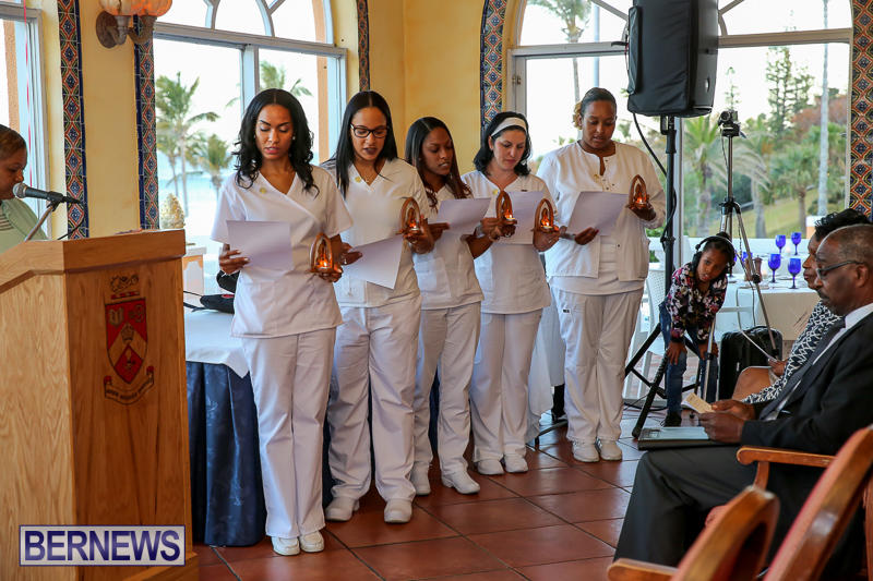 Bermuda College Nursing Pinning Ceremony, May 16 2017-3