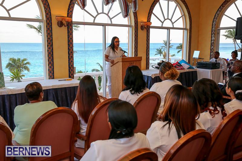 Bermuda College Nursing Pinning Ceremony, May 16 2017-6