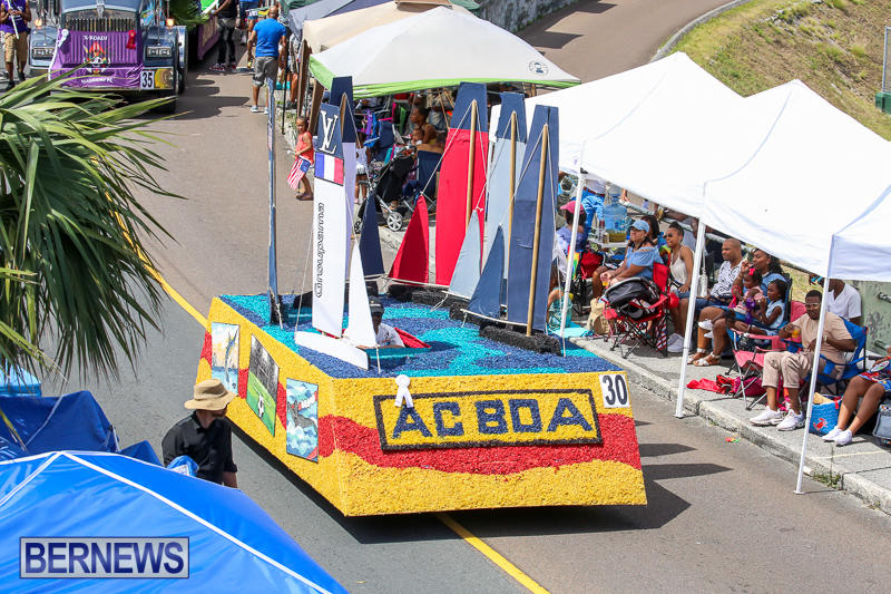 Bermuda Day Parade, May 24 2017-18
