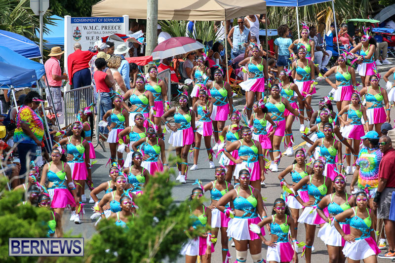 Bermuda Day Parade, May 24 2017-22
