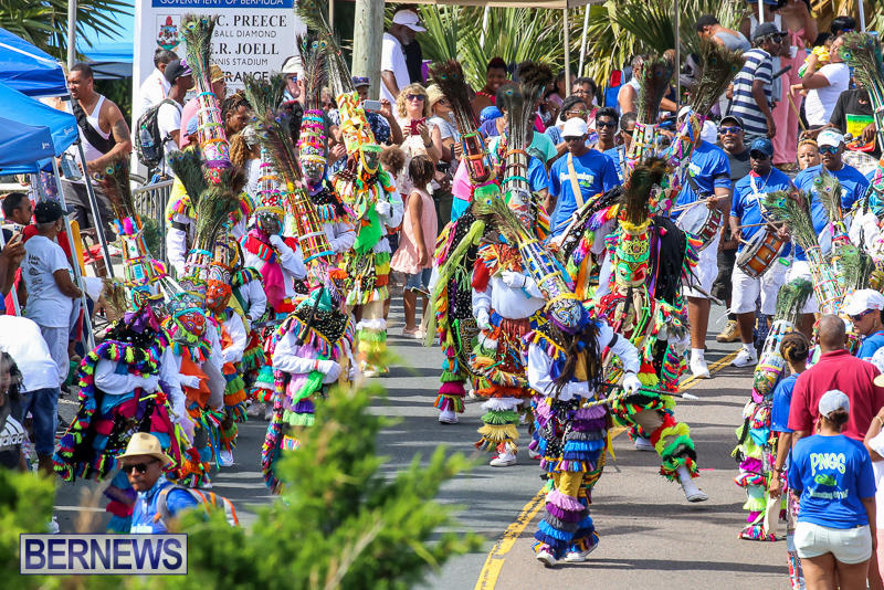 Bermuda Day Parade, May 24 2017-28