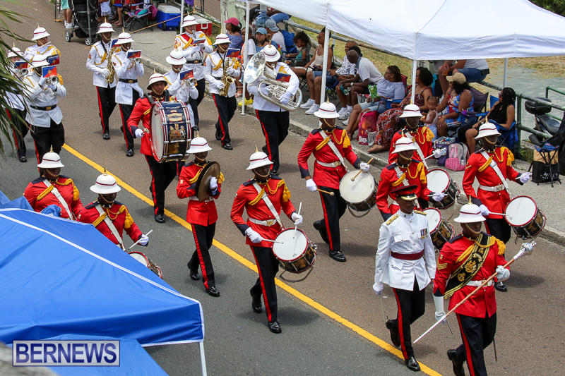 Bermuda Day Parade, May 24 2017-3