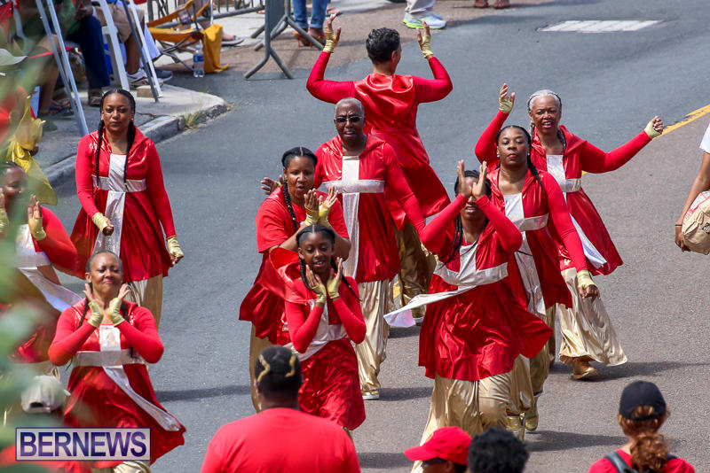 Bermuda Day Parade, May 24 2017-8