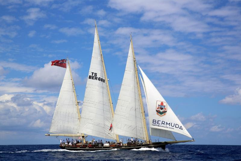 Bermuda Sloop Foundation Bermuda May 2017