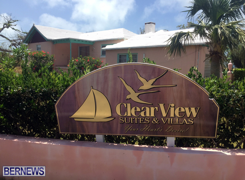 ClearView Suites & Villas Bermuda May 2017