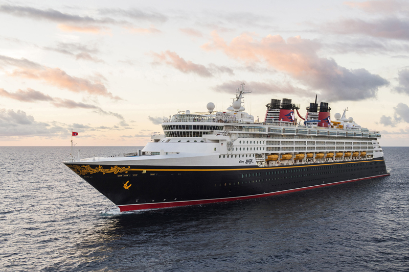 Disney Cruise Line Adds Bermuda, Quebec City in 2018