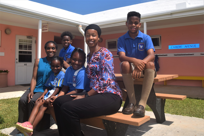 Elliot Primary School Bermuda May 2017