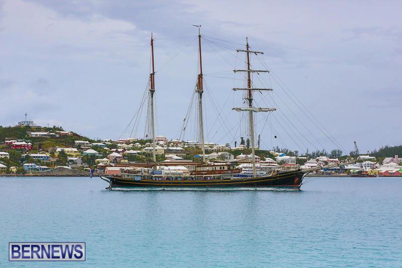 Gulden Leeuw Class Afloat Bermuda, May 8 2017-1