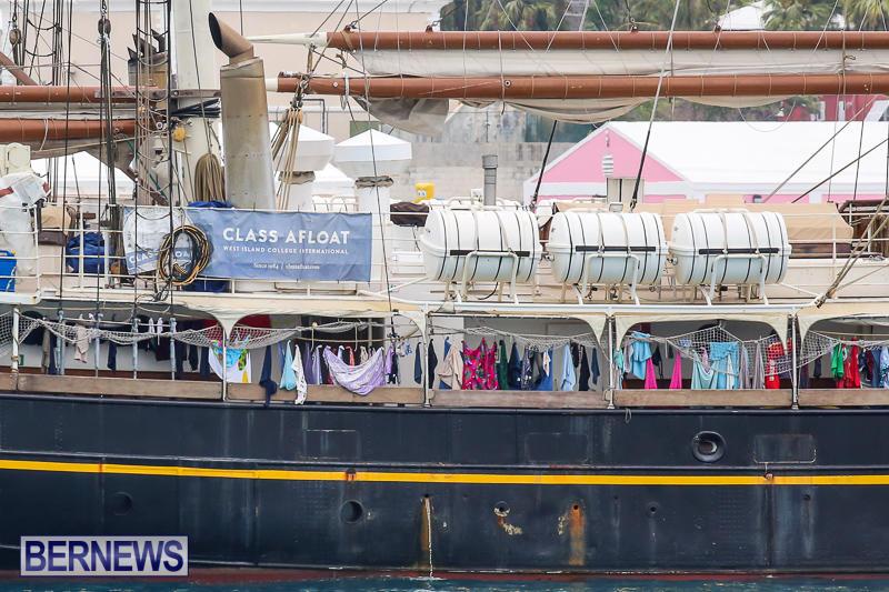 Gulden Leeuw Class Afloat Bermuda, May 8 2017-2