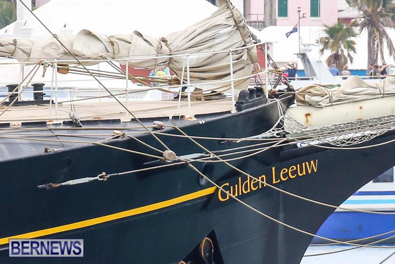 Gulden Leeuw Class Afloat Bermuda, May 8 2017-5