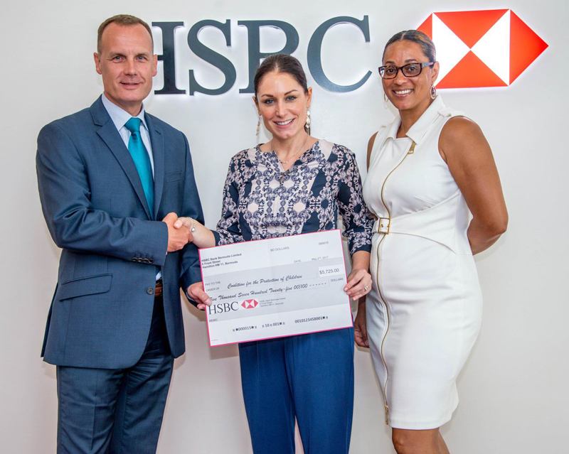 HSBC Bermuda May 2017