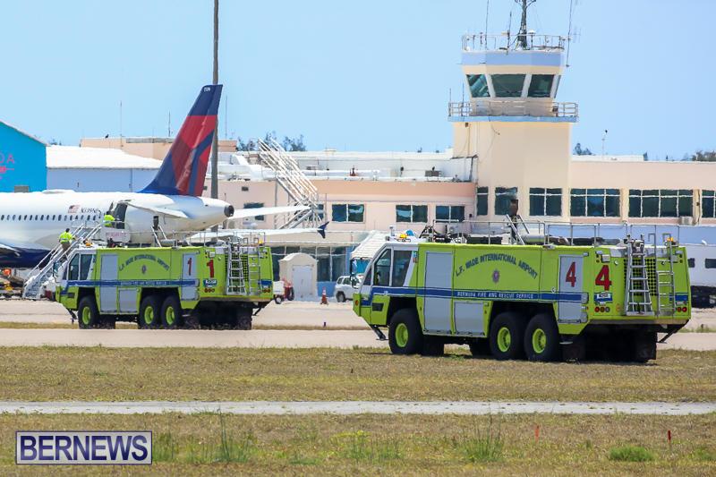 JetBlue Diversion Bermuda, May 13 2017-2
