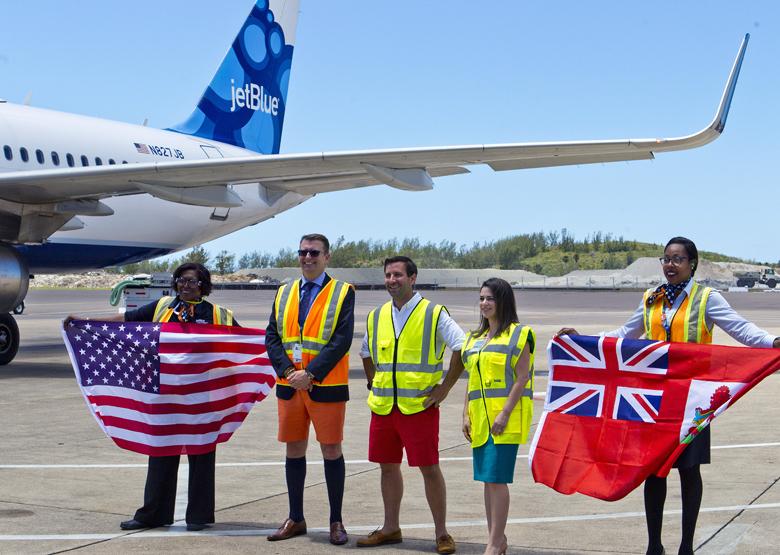 Jetblue Expanded Service Bermuda May 18 2017 (2)