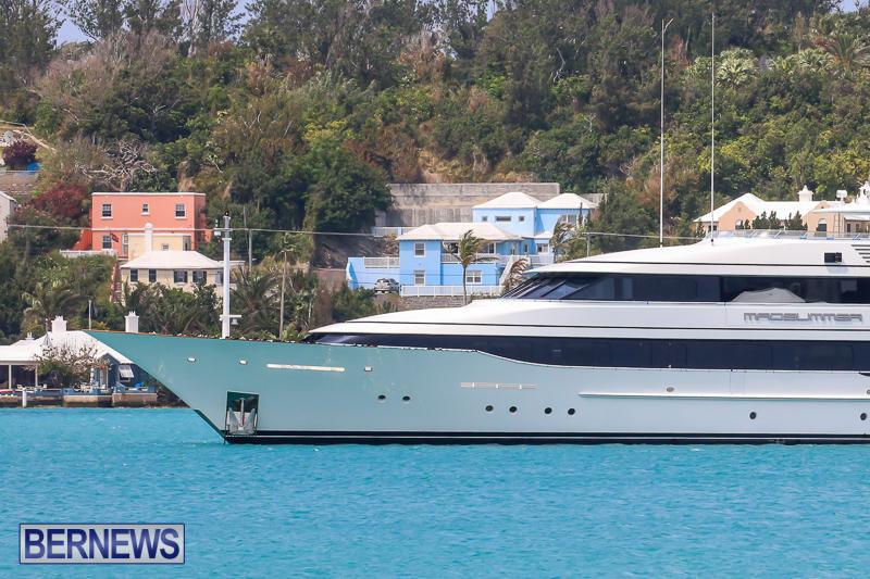 Mad Summer Superyacht Bermuda, May 14 2017 (2)
