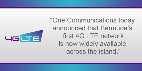 One Communications 4G LTE TC May 9 2017 2