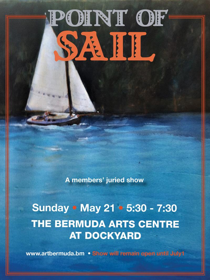 Point of Sail Bermuda May 2017