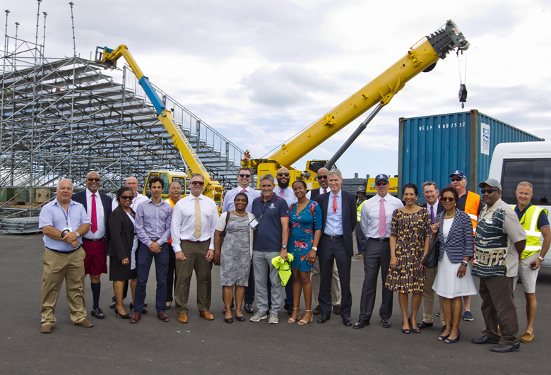 Premier Cabinet Dockyard Bermuda May 9 2017 (2)