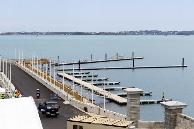 Premier Cabinet Dockyard Bermuda May 9 2017 (3)