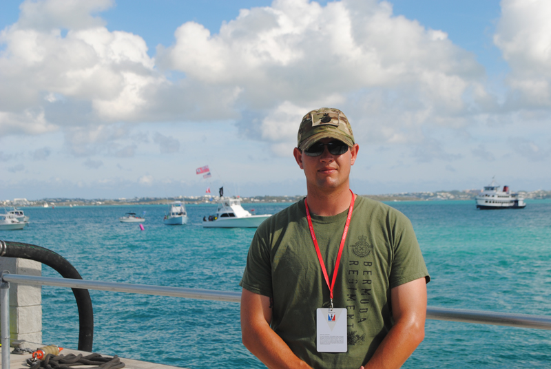 Regiment at AC opening Bermuda May 27 2017 (4)